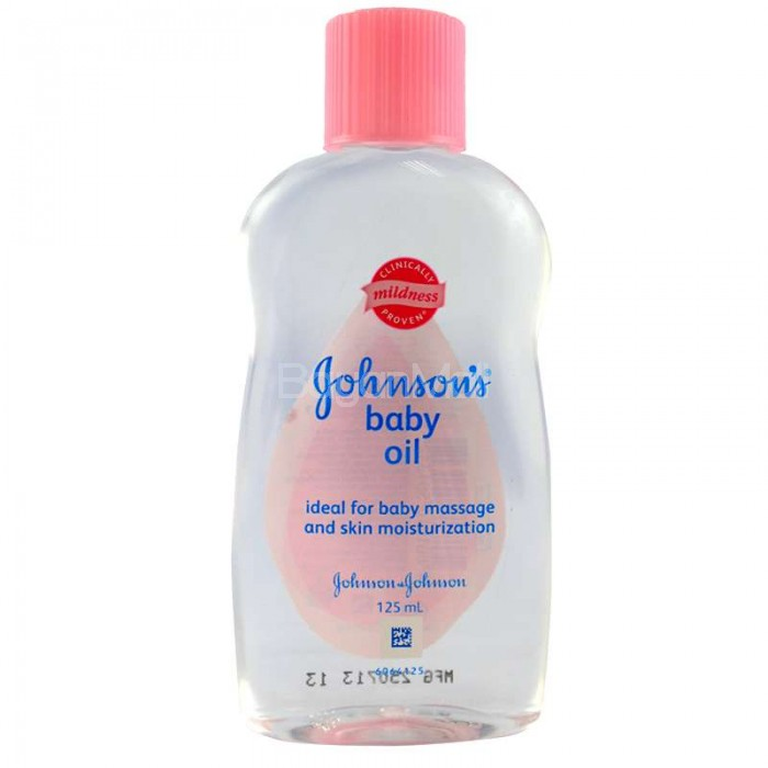 johnson baby massage oil review