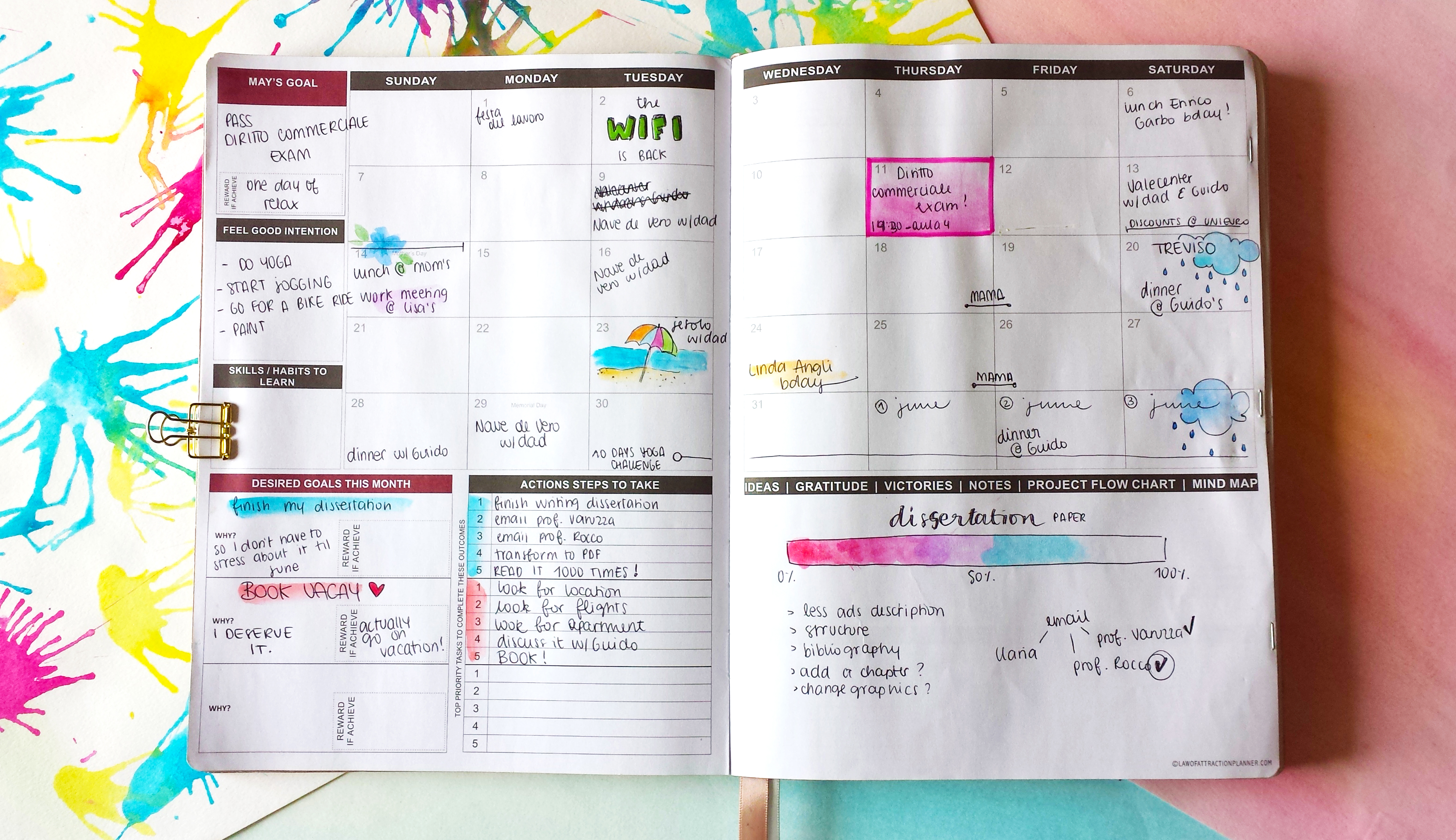 law of attraction planner reviews