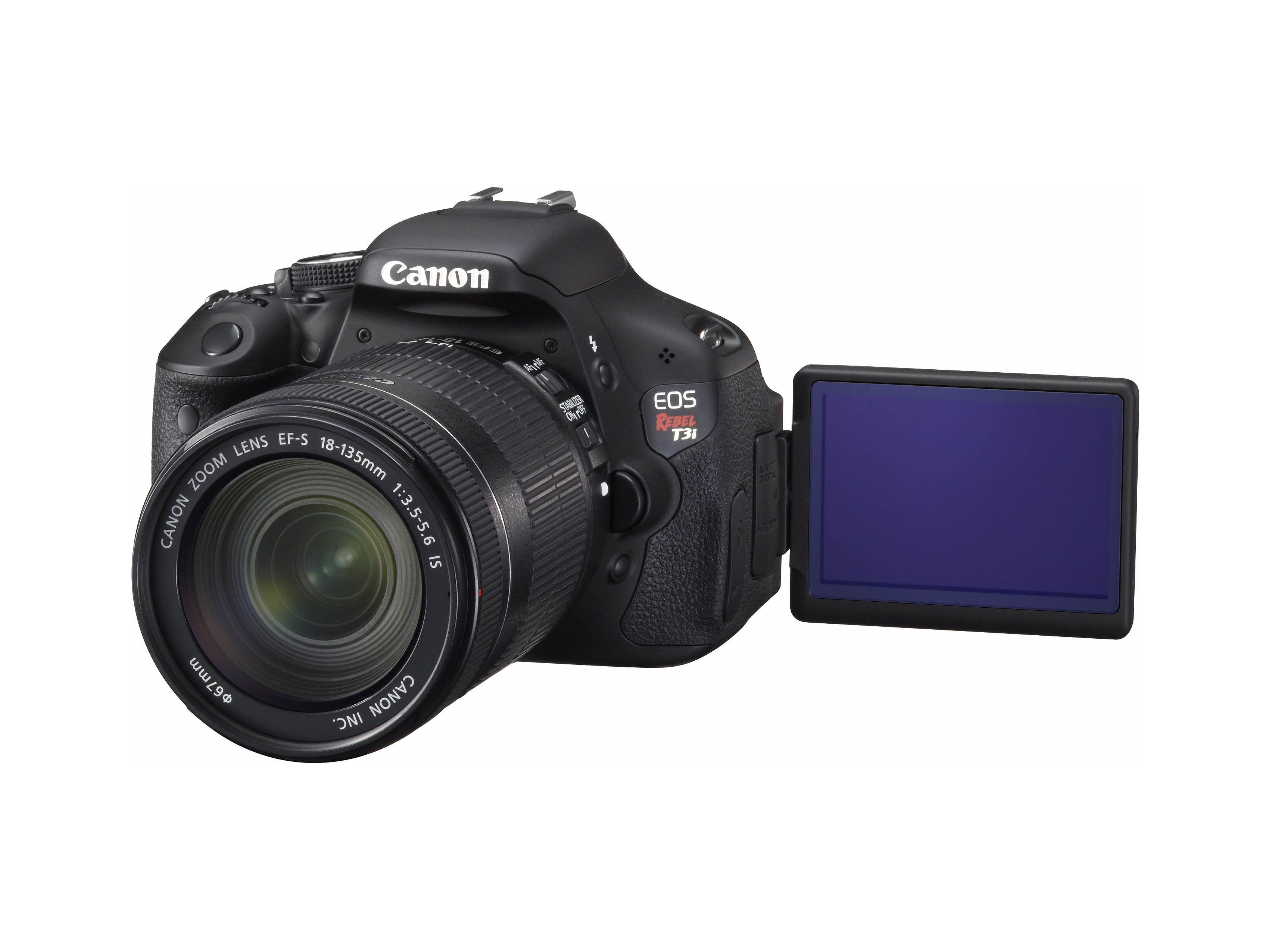 canon eos rebel t3i video review