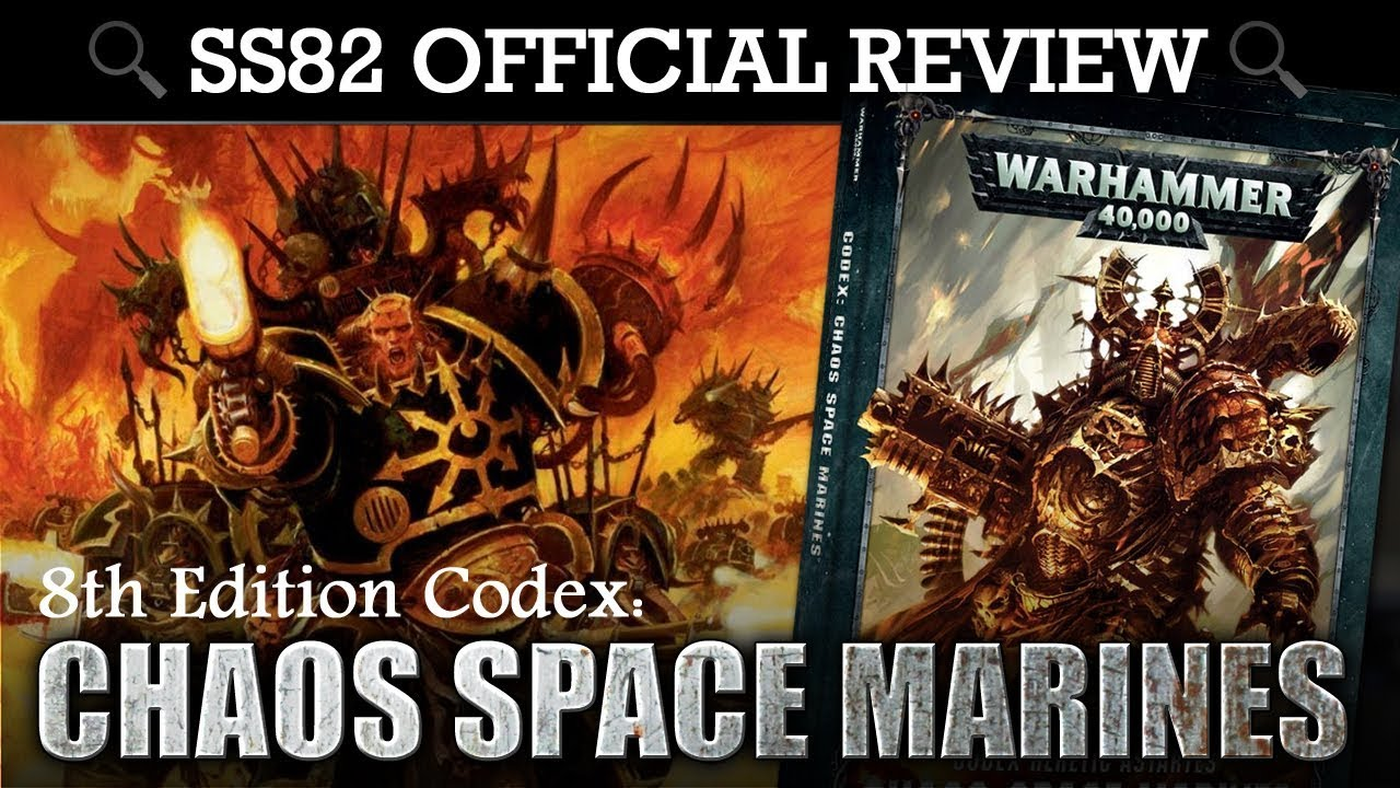 warhammer 40k 8th edition review