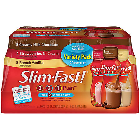 slim fast shakes product reviews