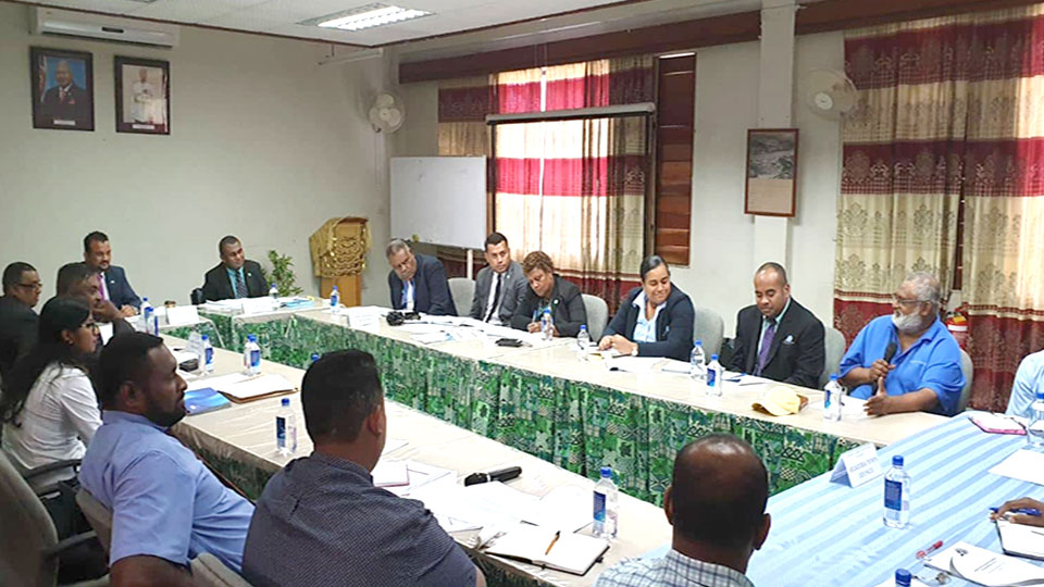 the fiji islands health system review