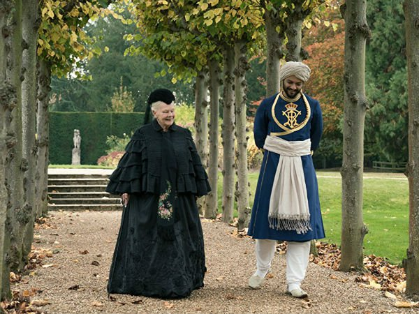 movie review for victoria and abdul