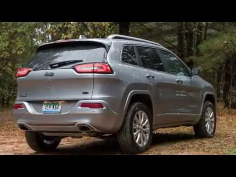 2017 jeep cherokee overland review