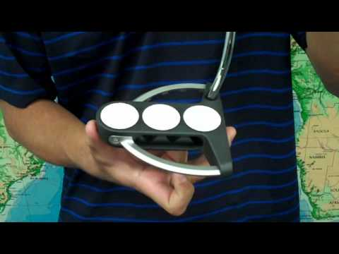 odyssey 3 ball putter review