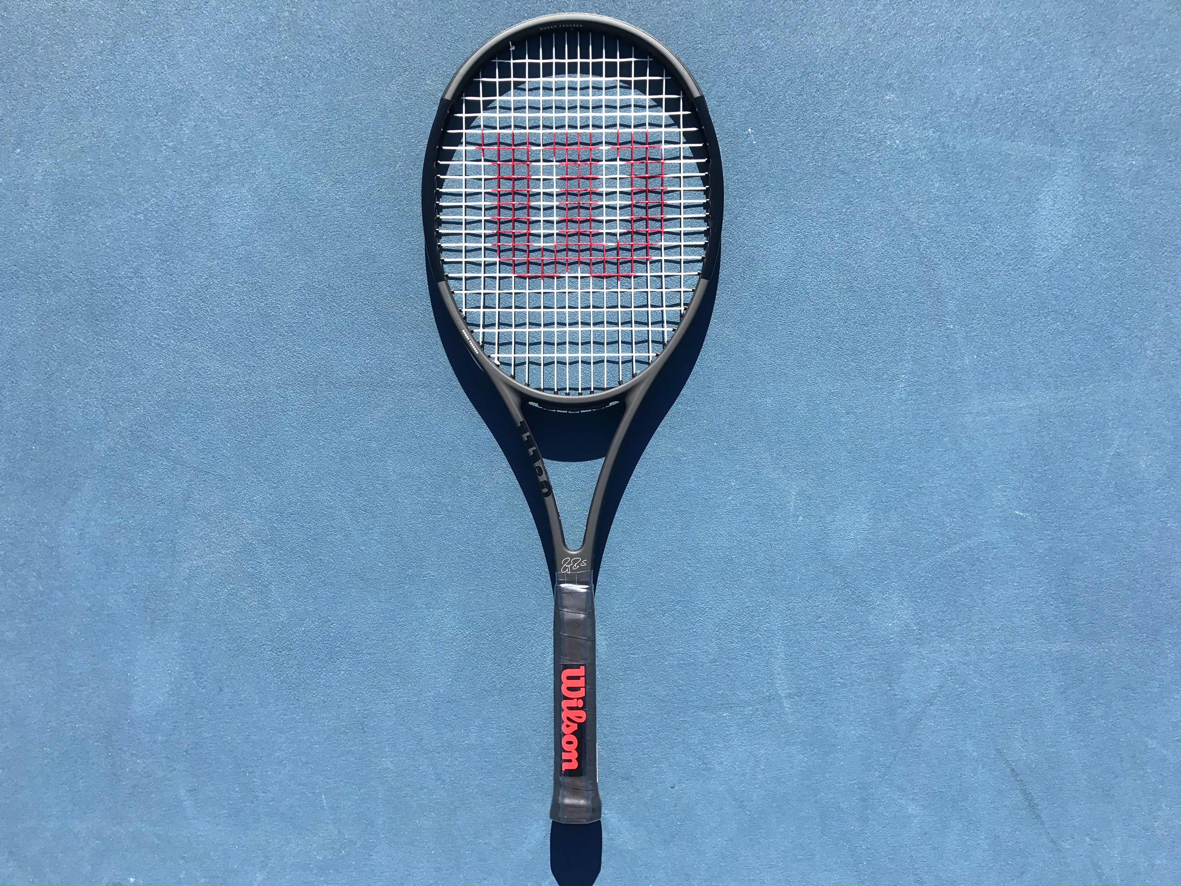 wilson pro staff rf97 autograph review