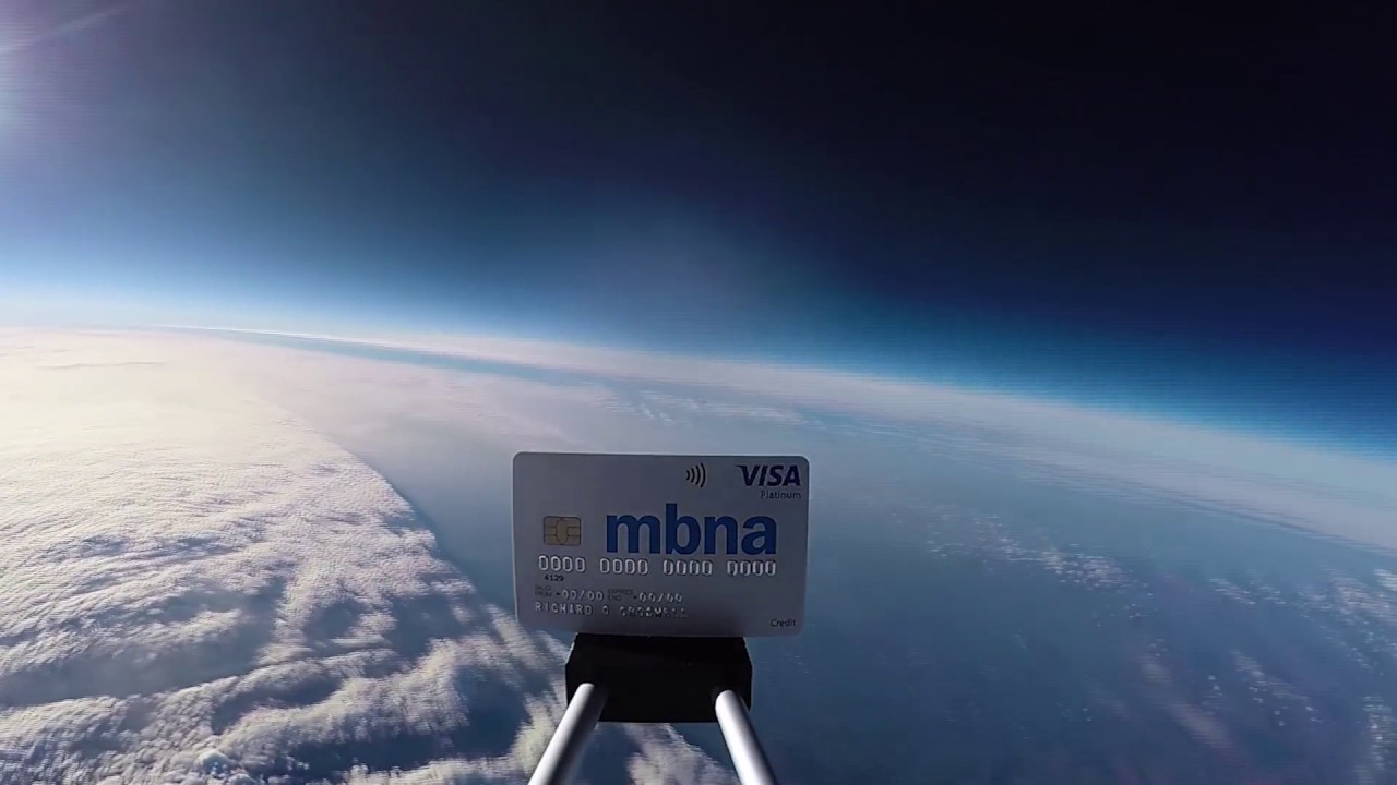 mbna everyday credit card review