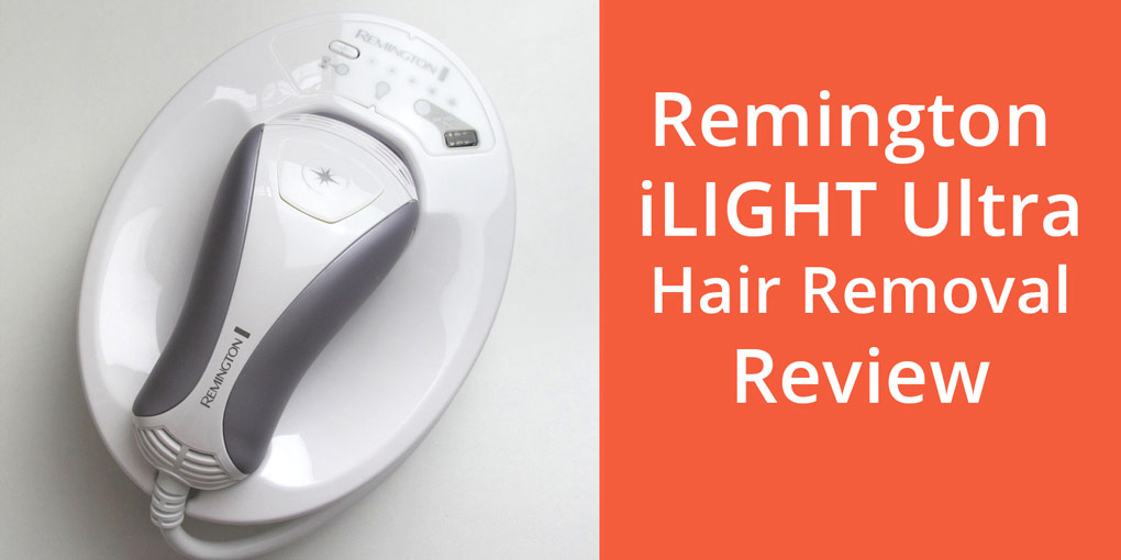 ilight remington hair removal review