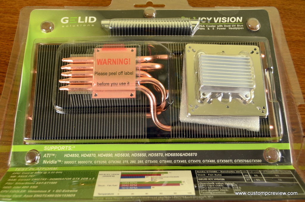 gelid icy vision rev 2 review