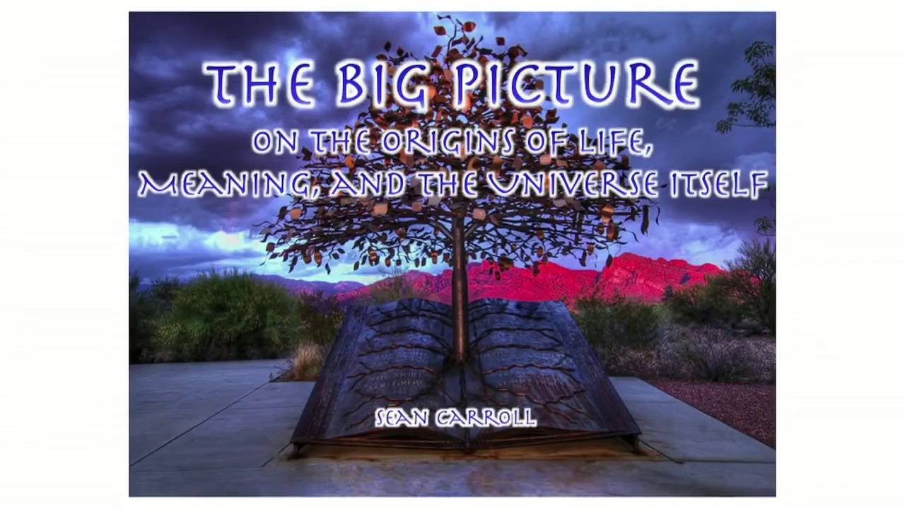 the big picture sean carroll review