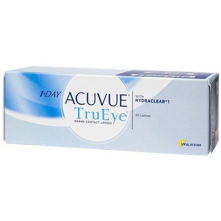 1 day acuvue trueye contact lenses review