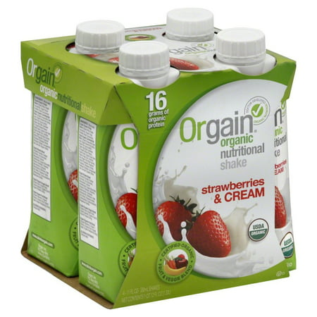 orgain organic meal replacement reviews