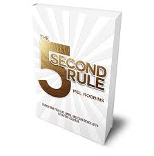 the 5 second rule mel robbins review