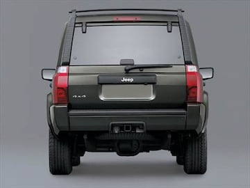 2007 jeep commander limited reviews
