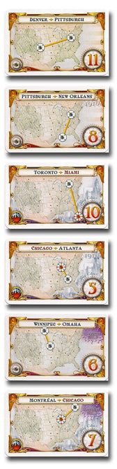 ticket to ride 1910 expansion review