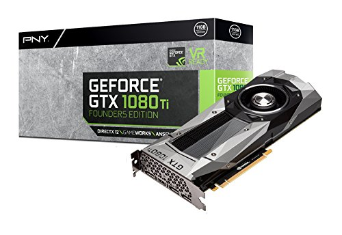 pny geforce gtx 1080 ti blower edition review