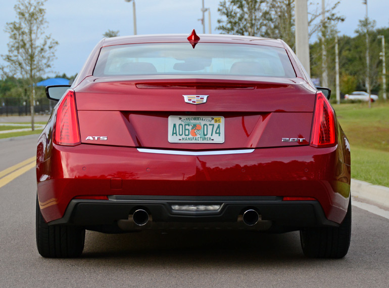 cadillac 2.0 turbo review