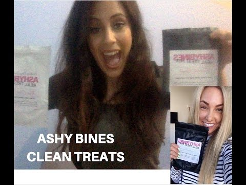 ashy bines clean treats review