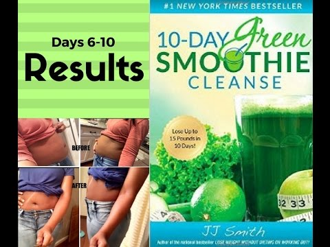 10 day green smoothie cleanse diet reviews