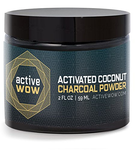 active wow teeth whitening charcoal reviews