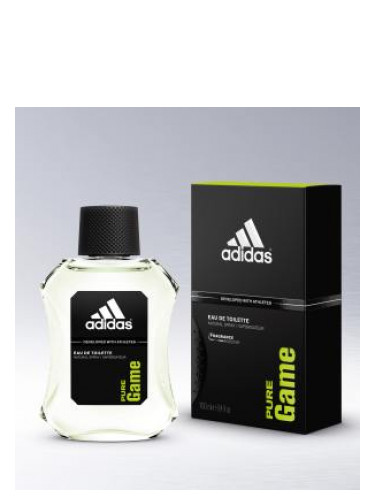 adidas pure game perfume review