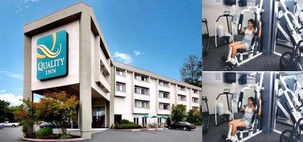 quality inn renton wa review