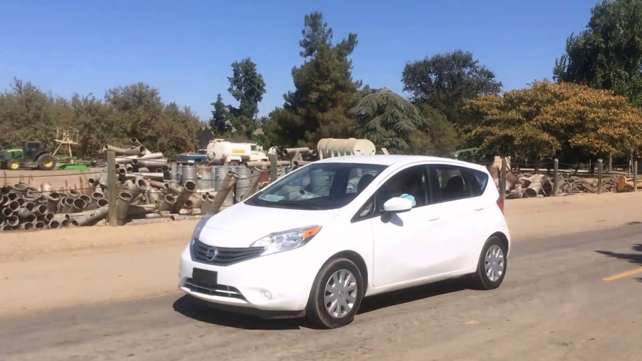 2015 nissan versa note review