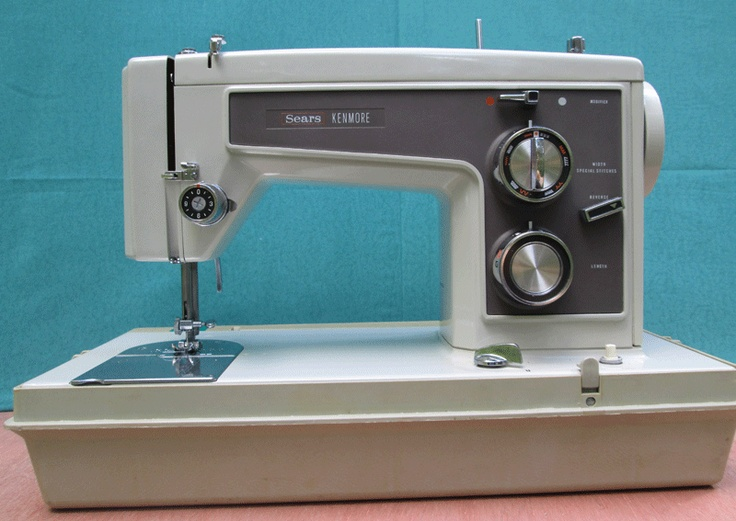 kenmore 17 stitch sewing machine review