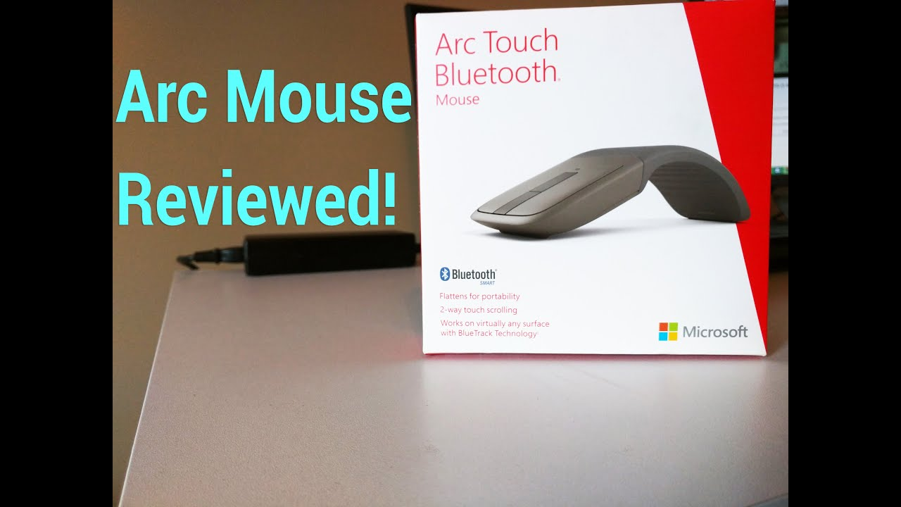 arc touch bluetooth mouse review