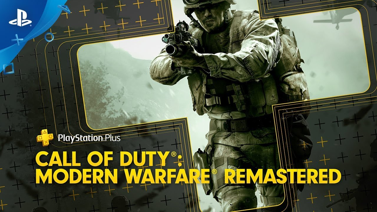 call of duty modern warfare ps4 review