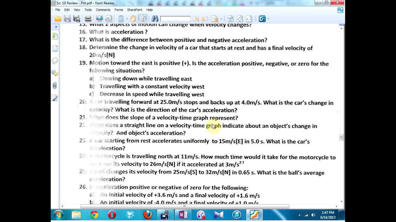 bc science 10 review answers