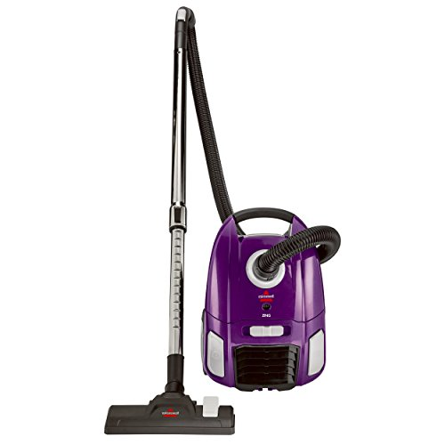 bissell powerforce bagged canister vacuum cleaner reviews