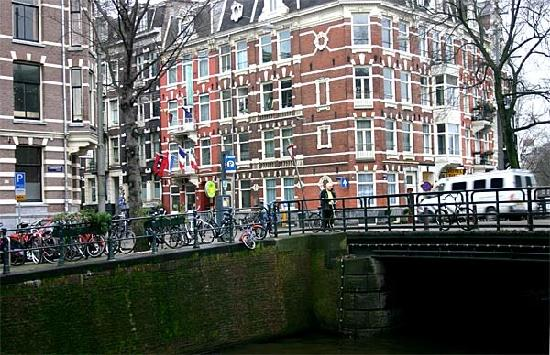 boutique hotel view amsterdam reviews