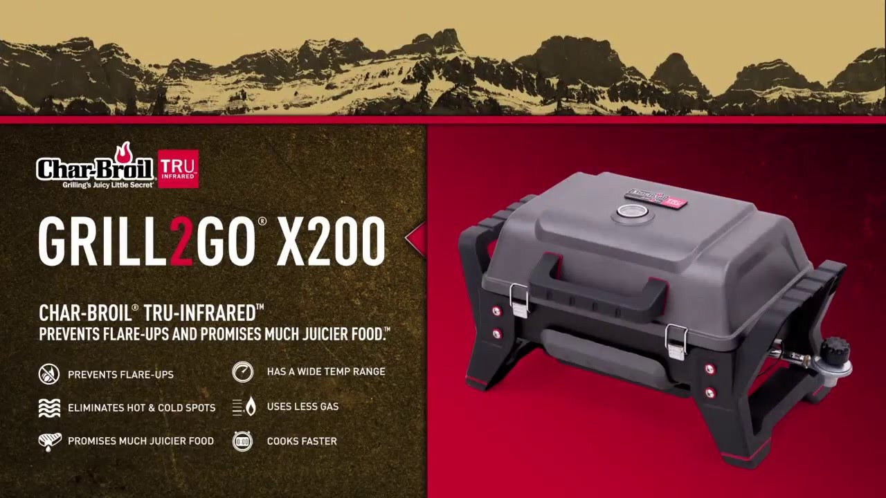 char broil grill2go x200 review