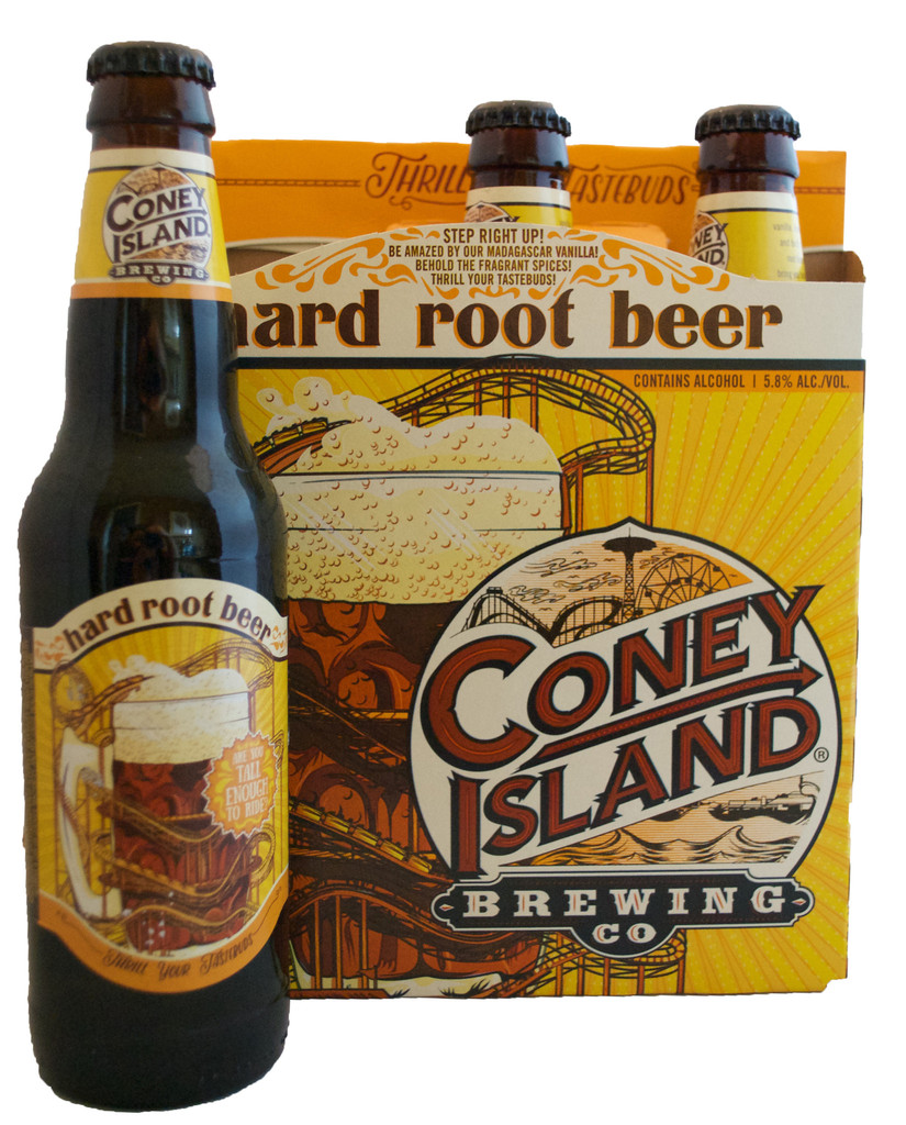 coney island hard root beer review