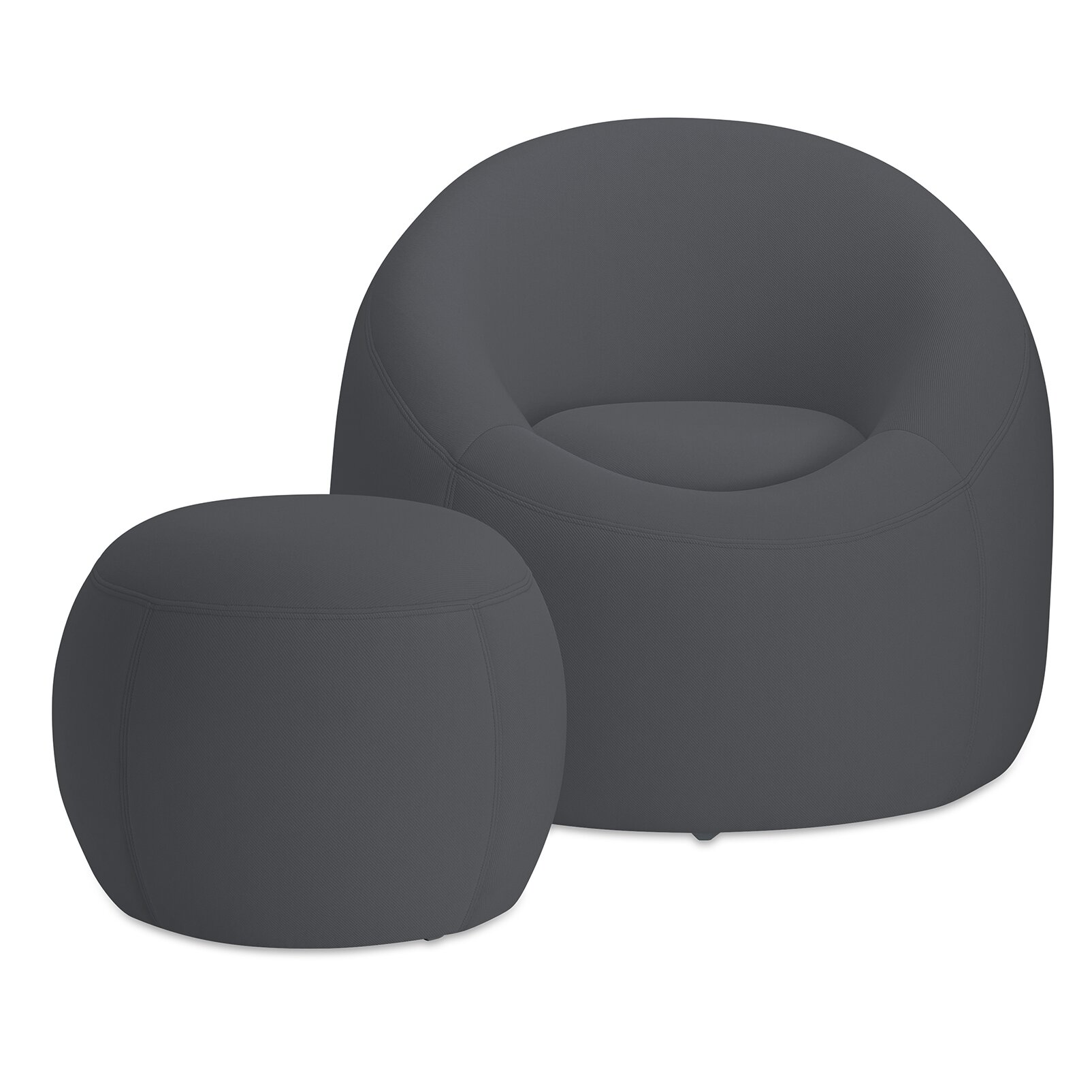 lounge & co foam chair review