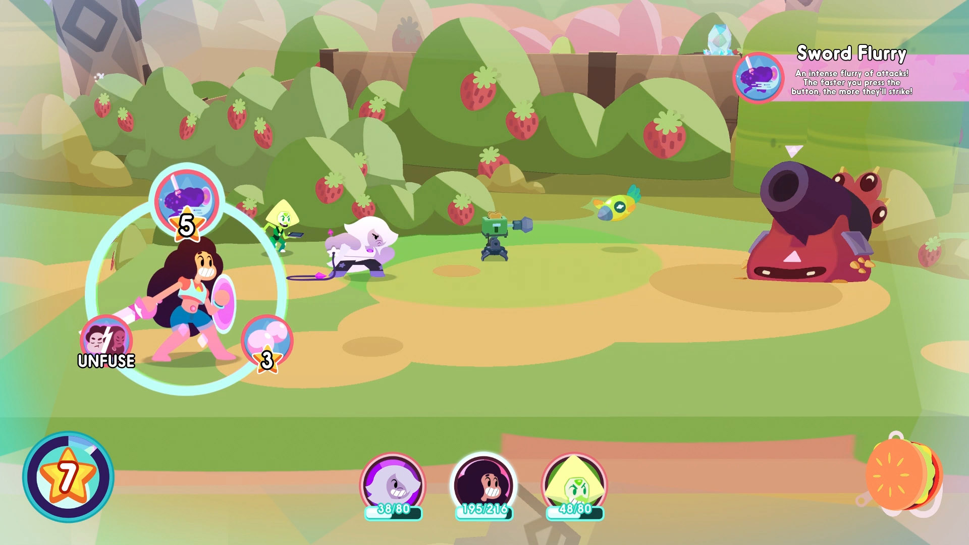steven universe save the light review