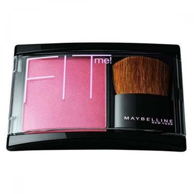 maybelline fit me blush review
