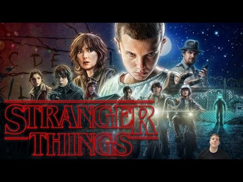 stranger things episode 1 review