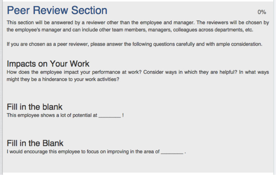 360 review questions for managers