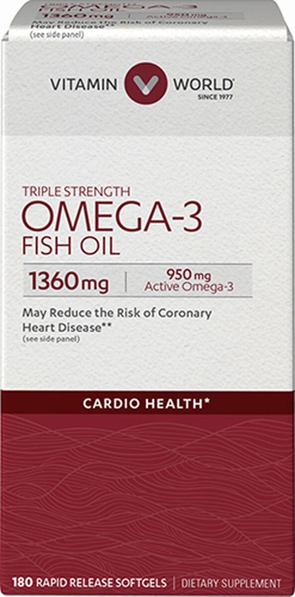 healthwise omega fish oil reviews