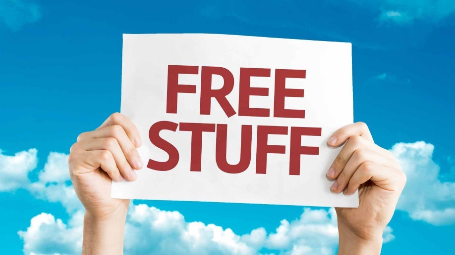 how can i get free products to review