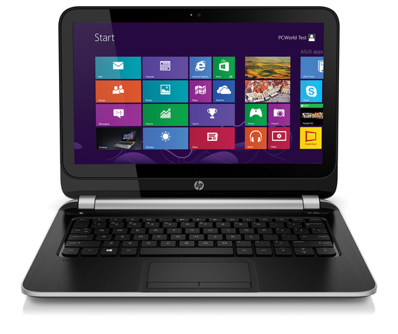 hp notebook touch screen review