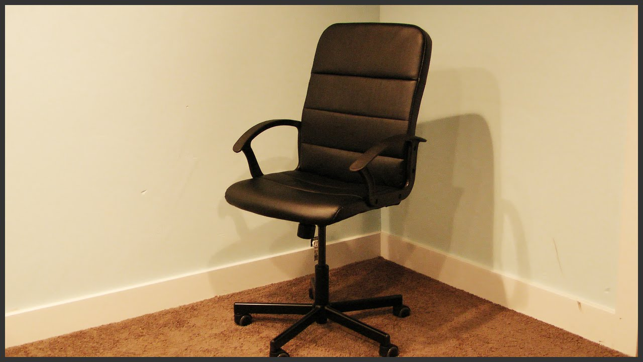ikea torkel office chair review
