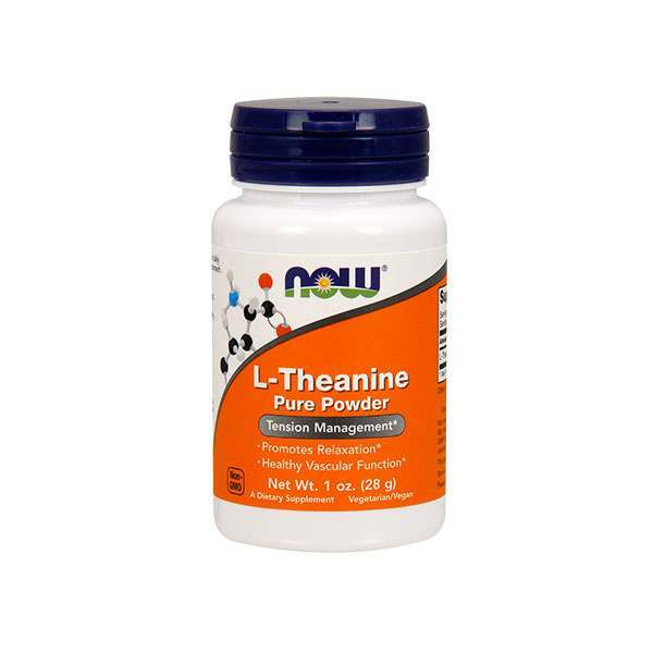 now foods l theanine reviews