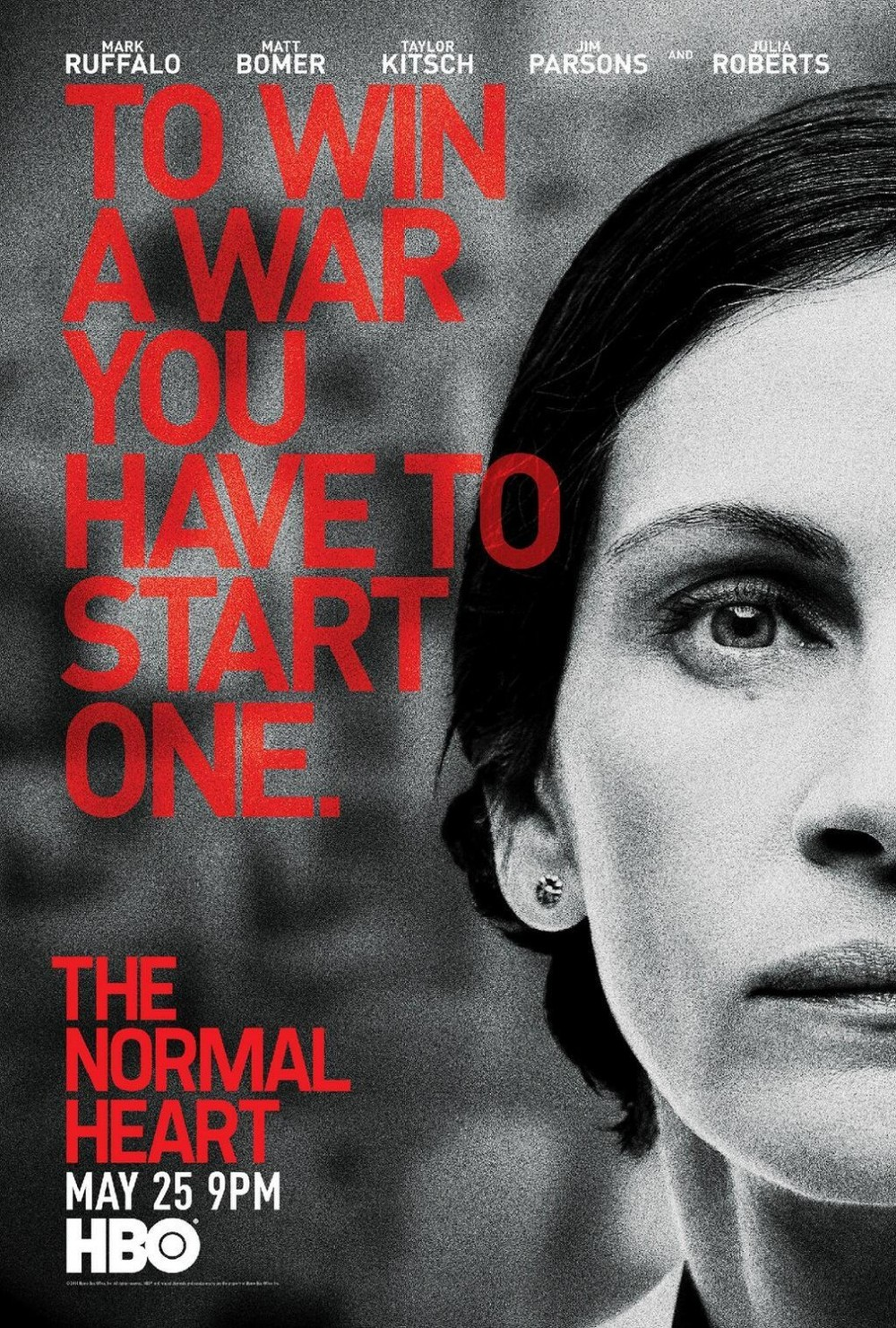 the normal heart movie review
