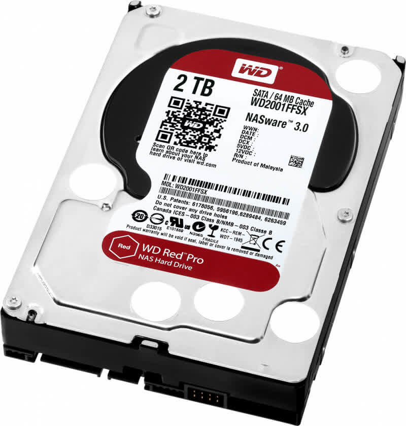 western digital red nas review