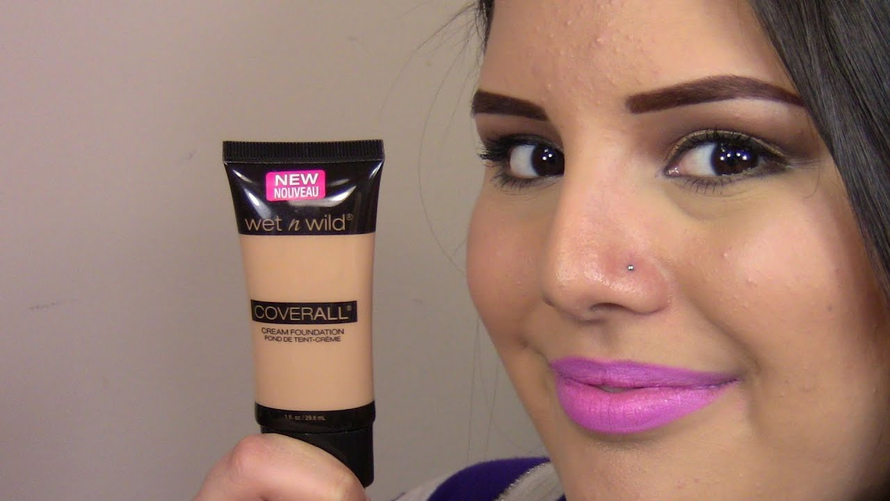 wet and wild foundation review